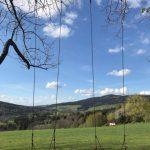 Obří houpačky - Deštné v Orlických horách