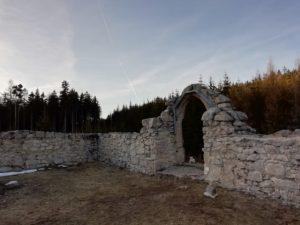 Kostel sv. Mikuláše - Slavkovský les