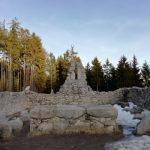 Kostel sv. Mikuláše - Slavkovský les 3