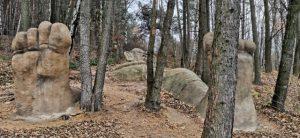 Lesopark Horka - Světlá pod Ještědem