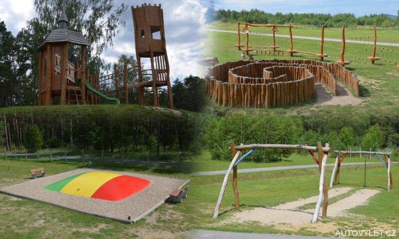 Sportovně rekreační areál Vrchbělá 2