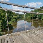 Stádlecký řetězový most 2