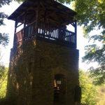 Vyhlídka zříceniny hradu Vikštejn