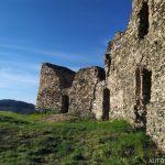 Brníčko - zřícenina hradu u Zábřeha