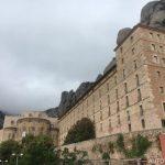Klášter Montserrat Španělsko