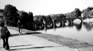 Nejstarší kamenný most v Písku