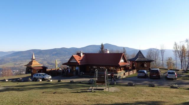 Ondřejník - hora v Moravsko-Slezských Beskydech
