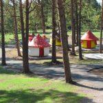 Šmoulí vesnice Bojnice