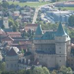 Zámek Bojnice Slovensko