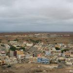 Hlavní město Espargos Kapverdy
