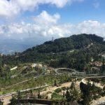 Lanovka na nejvyšší horu Vietnamu