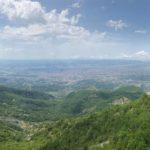 Národní park Dajk v Albánii