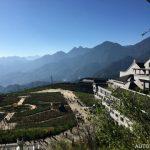 Nejvyšší hora Vietnamu Fan Si Pan