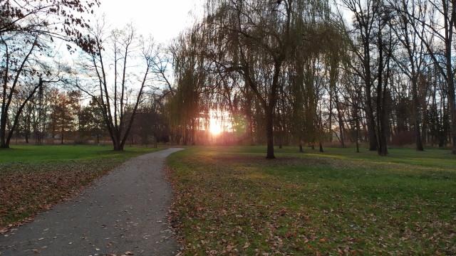Park Stromovka České Budějovice