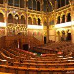 Parlament v Budapešti 2