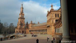 Sevilla město ve Španělsku