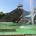 Zábavní park Gardaland v Itálii