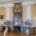 Zámek Dobříš - interiér