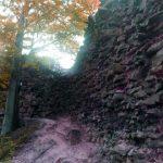 Zřícenina hradu Bradlec 2