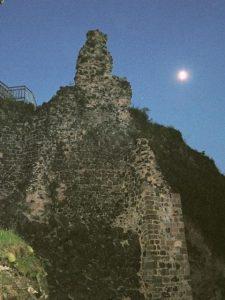 Zřícenina hradu Krumburk