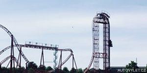 Belantis zábavní park Lipsko