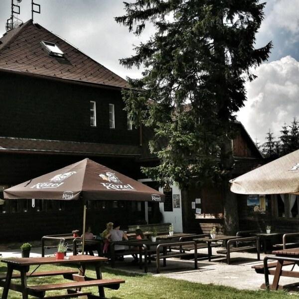 Restaurace u chaty Maxe Švabinského