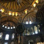 Chrám boží moudrosti v Istanbulu