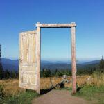 Dveře We love Šumava
