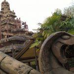 Horská dráha Indiana Jones v Disneylandu