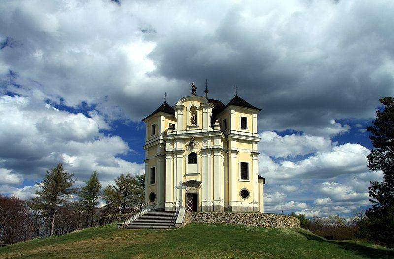 Kostel na Makové hoře