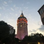 Kristova věž v Istanbulu