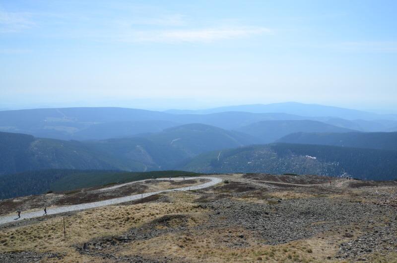 Krkonoše - pohoří v České republice