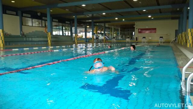 Aquapark Marienberg Německo