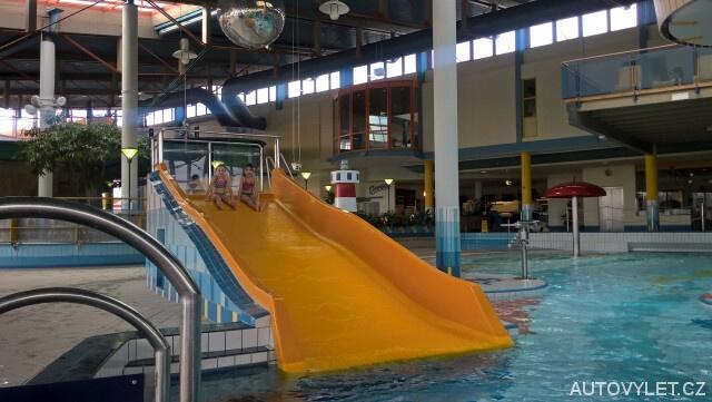 Aquapark Marienberg Německo 2