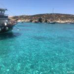 Modrá Laguna - ostrov Comino Malta 2