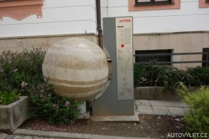 Planetární stezka v Uherském Brodě 3