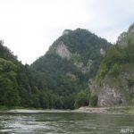 Přírodní park Pieniny na Slovensku