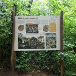 Sídliště lovců mamutů - informační tabule