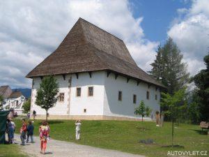 Skanzen Pribilina na Slovensku