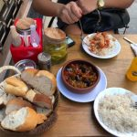 Turecký oběd