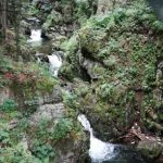 Vodopád v Miedzygórze v Polsku 2