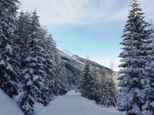 Zimní výlet k Boudě u Bílého Labe 2