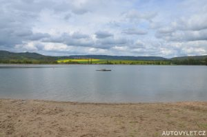 Jezero Chmelař Úštěk