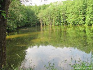 Přílucký rybník - Zlín