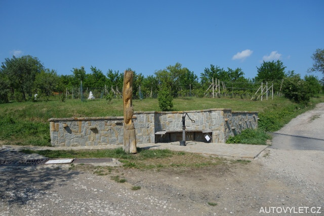 Studánka ve Vlčnově