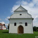 Hřbitovní kaple ve Štípě
