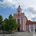 Kostel narození Panny Marie s klášterem ve Štípě