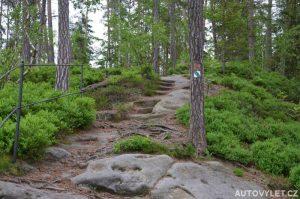 Kyjovská skalní stezka