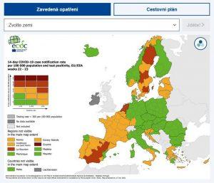 Re open Europa EU app