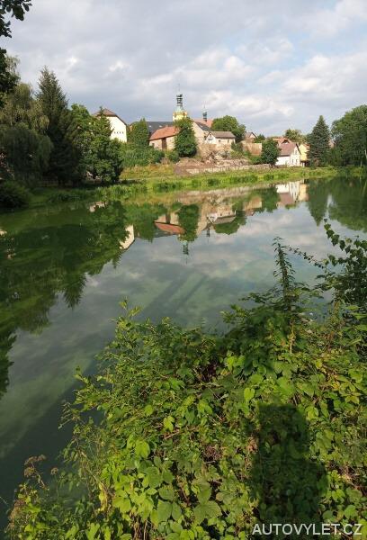 Rybník Malešov